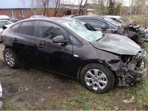 Opel Astra J 16.05.2017