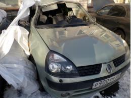 Renault Symbol 25.12.2015