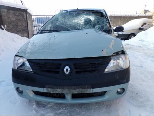 Renault Logan 22.01.2016