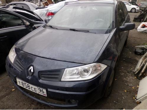 Renault Megane II 11.09.2015