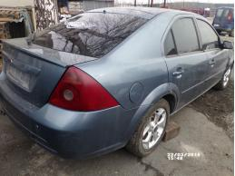 Ford Mondeo III 22.03.2015