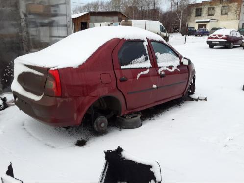 Renault Logan 05.02.2014