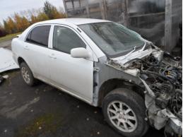Toyota corolla 03.10.2014