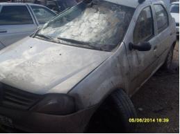 Renault Logan 05.06.2014
