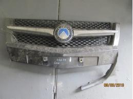 MKРешетка радиатора