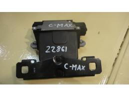 C MAX замок багажника