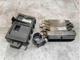 Блок управления двигателем (ком-кт)