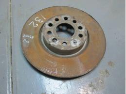 PASSAT CC Диск тормозной передний