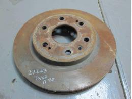 TAHOE III Диск тормозной передний правый