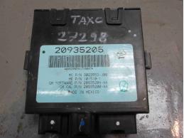 TAHOE III Блок управления дверью багажника