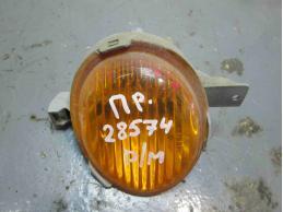 MATIZУказатель поворота в бампер правый желтый