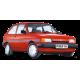 Ford Fiesta (FBD) (1983 - 1989)