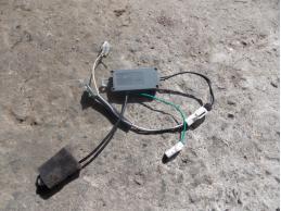 EMGRAND EC7 Блок антены