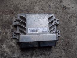 Блок управления двигателем МКПП 1.6л
