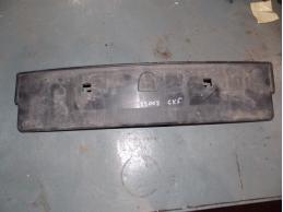 CX 5 Накладка переднего бампера под номер