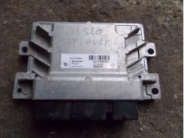 SANDERO 2014 Блок управления двигателем 1.6 K4M845