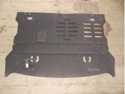 A8 4E Обшивка багажника