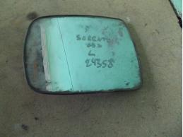 SORENTO 2009 Стекло зеркала электрического левого