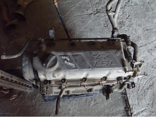 BONUS A13  SQR477F 1.5л двигатель chery veri bonus a13