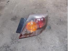 MAZDA 3 Фонарь задний наружный правый (хетчбек, до 2005г)