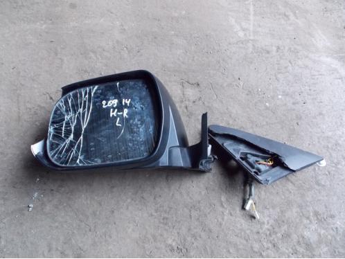 HIGHLANDER II  Зеркало левое электрическое