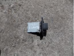 HYUNDAI ELANTRA Резистор отопителя