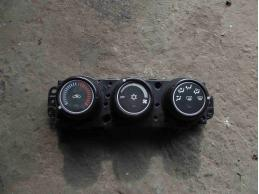 LANCER X Блок управления отопителем