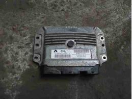 DUSTERБлок управления двигателем