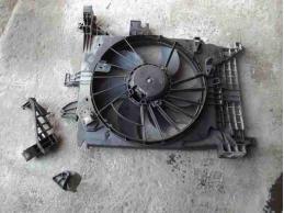 DUSTERВентилятор радиатора