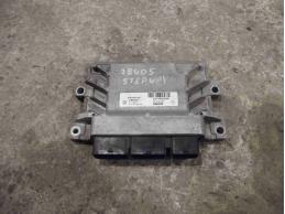 SANDERO 2014 Блок управления двигателем 1.6