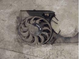 FOCUS USA Вентилятор радиатора