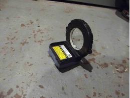 VERSO 2009 Датчик угла поворота рулевого колеса