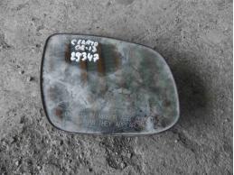 CERATO 2009 Стекло зеркала механического правого