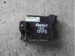 COROLLA E15 Блок управления климат контролем