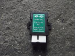 OPTIMA III Блок управления подогревом сидений