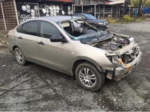 Nissan Almera G15 02.10.2018