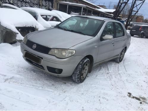 Fiat Albea 02.01.2020