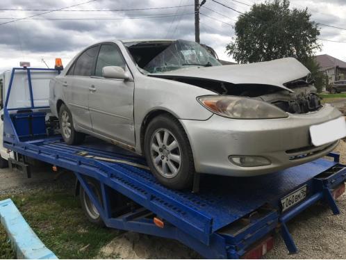 Toyota Camry V30 01.08.2021