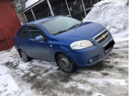 Chevrolet Aveo 18.03.2019