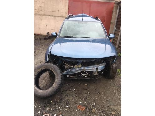 Renault Duster 01.07.2019