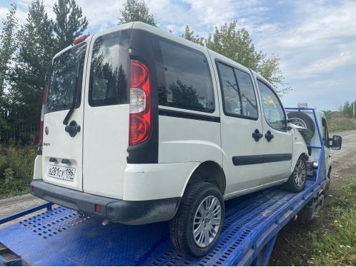 Fiat Doblo 06.08.2021