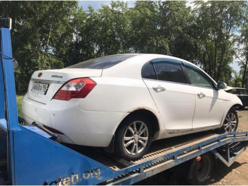 Geely Emgrand 07.06.2021