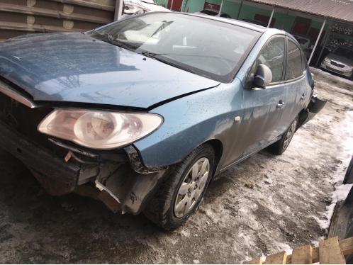 Hyundai Elantra HD 01.03.2020