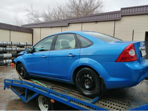Ford Focus II 03.04.2021