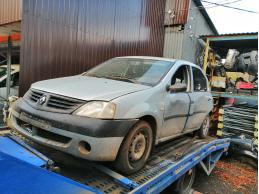 Renault Logan 08.10.2020
