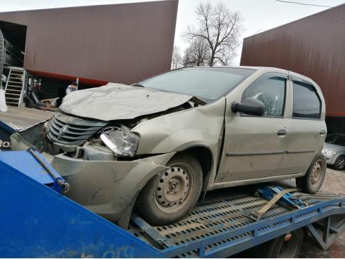 Renault Logan 26.10.2020