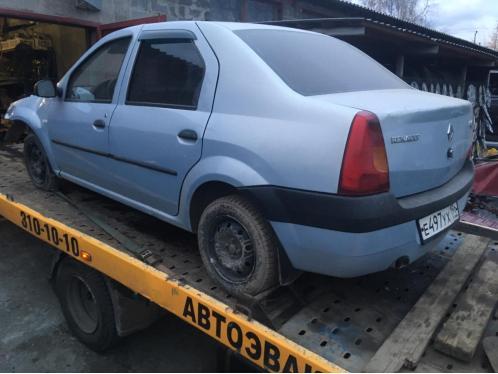 Renault Logan 09.10.2019