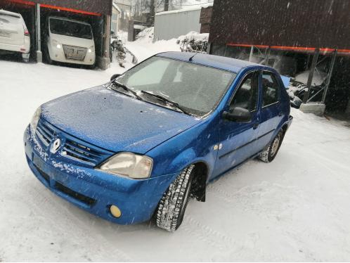 Renault Logan 14.02.2021