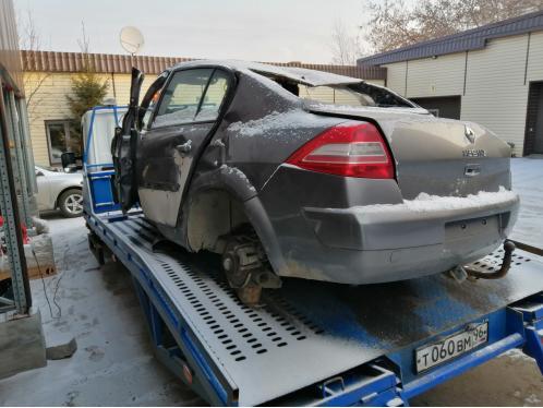 Renault Megan II 26.11.2020