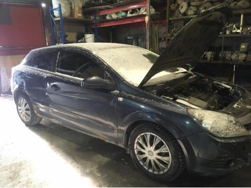 Opel Astra H GTC 09.02.2021